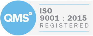 Hughie Construction are ISO 9001 Accredited